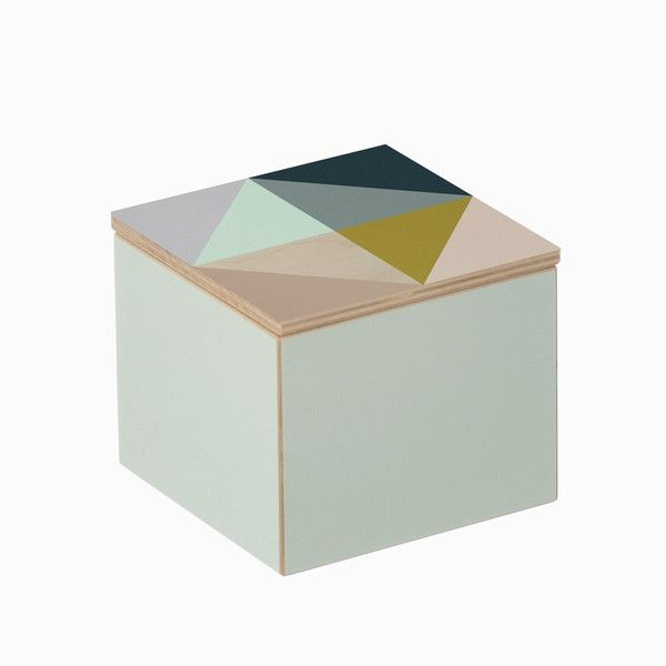 Ferm Living Shop — Clint Box: Ferm Living, Fermliving, Color, Living Clint, Boxes, Products, Design