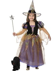 Kostium dobra wróżka dla dziewczynki