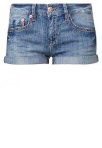 Mavi TIARA Szorty jeansowe niebieski
