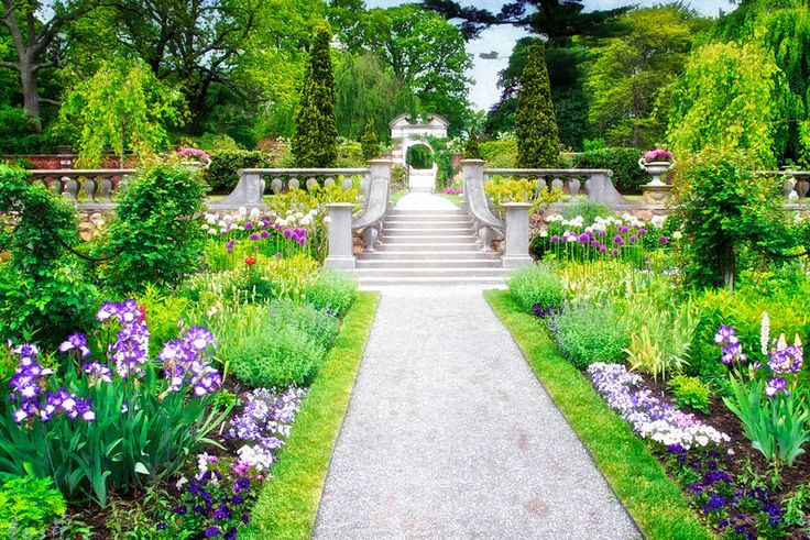 The Gardens At Old Westbury Gardens Long Island New York Click Here For More Images Of