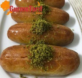 Osmanlı mutfağından günümüze kadar gelebilen tatlılardan biri olan vezir parmağı tatlısı tarifi ile sizinleyiz. İrmikli bir tatlı olan vezir parmağı tatlısı
