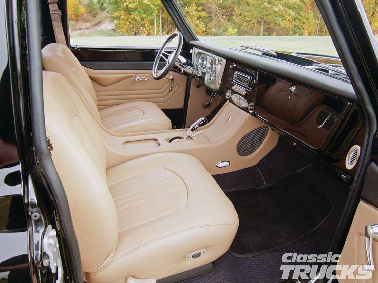 Resultado de imagen para c10 truck interior