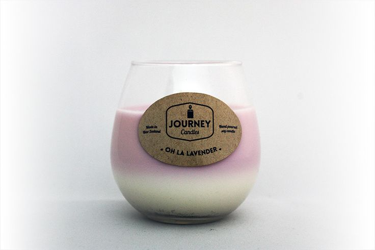 $28    Up to 120 Hours Burn Time    Miss sipping wine with copious amounts of cheese and a baguette in that quaint street side cafe in Paris, or being amongst the snow skiing in the Alps? Our French lavender candle in our gorgeous two tone wine glass range, will make you feel like you're back in France.  Made from 100% soy wax, hand poured in New Zealand.        | Shop this product here: http://spreesy.com/journeycandles/11 | Shop all of our products at http://spreesy.com/journeycandles…