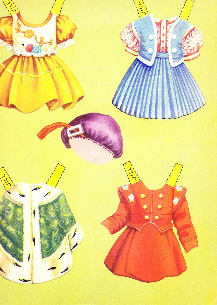Jill's Clothes, Party Time, Birn Bros.