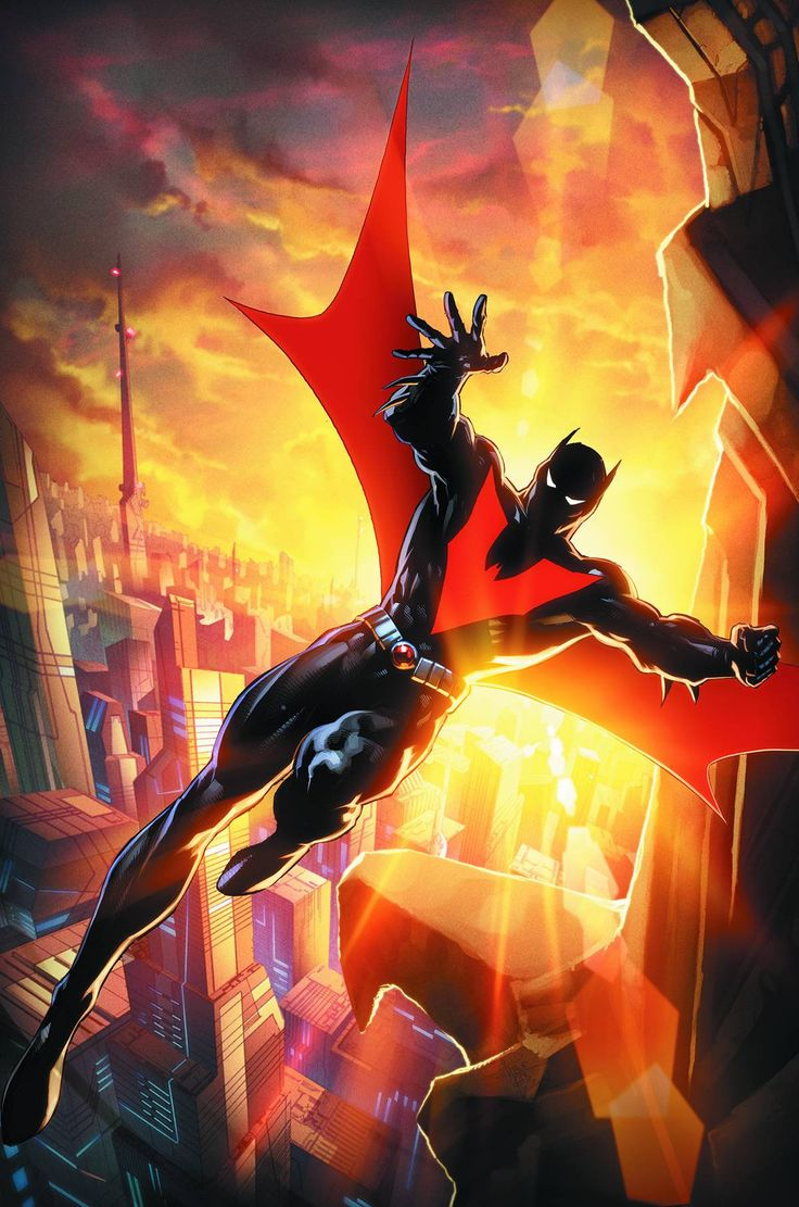 BATMAN BEYOND #7...........!!!!