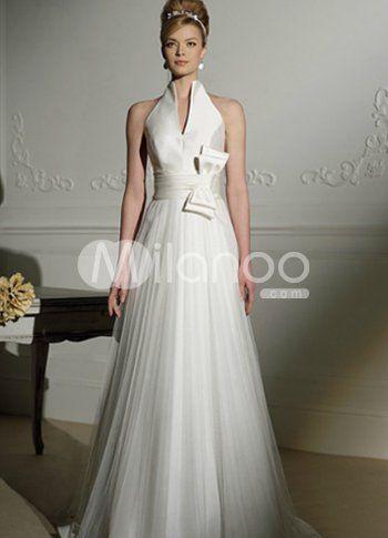 17 melhores imagens de halter wedding dresses no pinterest elegant halter wedding dresses httpcasualweddingdresseshalter wedding junglespirit Images