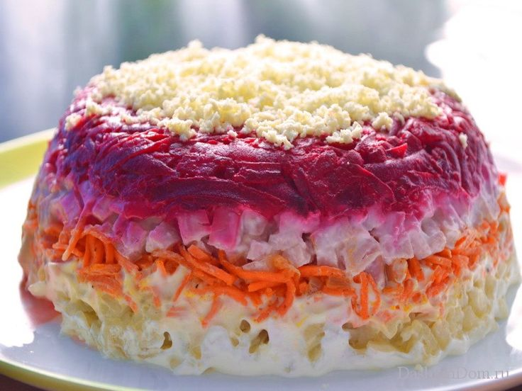 Рецепт салата с корейской морковкой чингисхан
