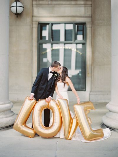 So stinkin' cute: http://www.stylemepretty.com/illinois-weddings/chicago/2015/04/01/elegant-chicago-wedding-at-the-newberry-library/ | Photography: Britta Marie - http://brittamariephotography.com/