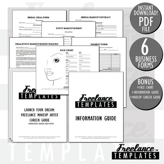 Contract for discounts BeYOUtiful Pinterest Template - wedding contract templates