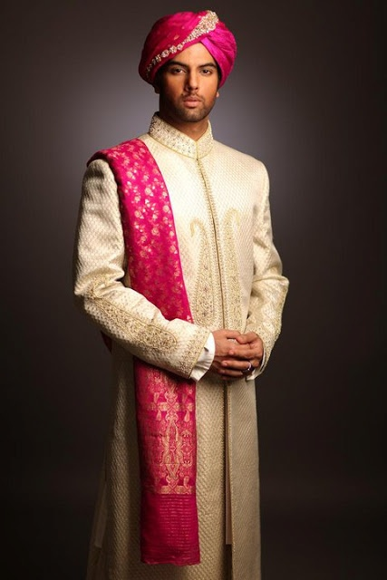 there is something incredibly regal in the indian groom - taaraiman Entertainment News: New Indian Groom Wedding Wear Dresses 2013