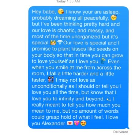 Cute I Love You Text Messages For Him