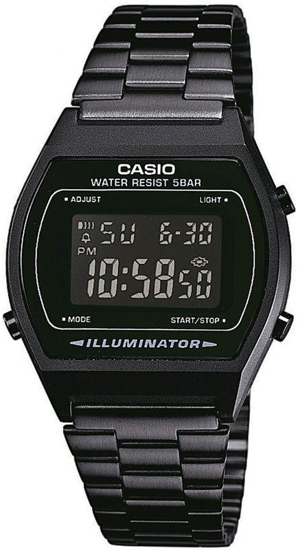 Casio B640WB-1BEF Black                                                                                                                                                                                 Mehr