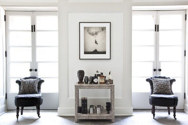 black and white: Social Official, Living Spaces, S'More Bar, S'Mores Bar, Official Photography, Living Room, Bar Carts, Accent Tables, Society Social