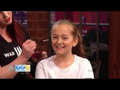 PRETEEN MAKEUP Age Appropriate Makeup for Young Girls :: JonathanCurtisOnYT - YouTube