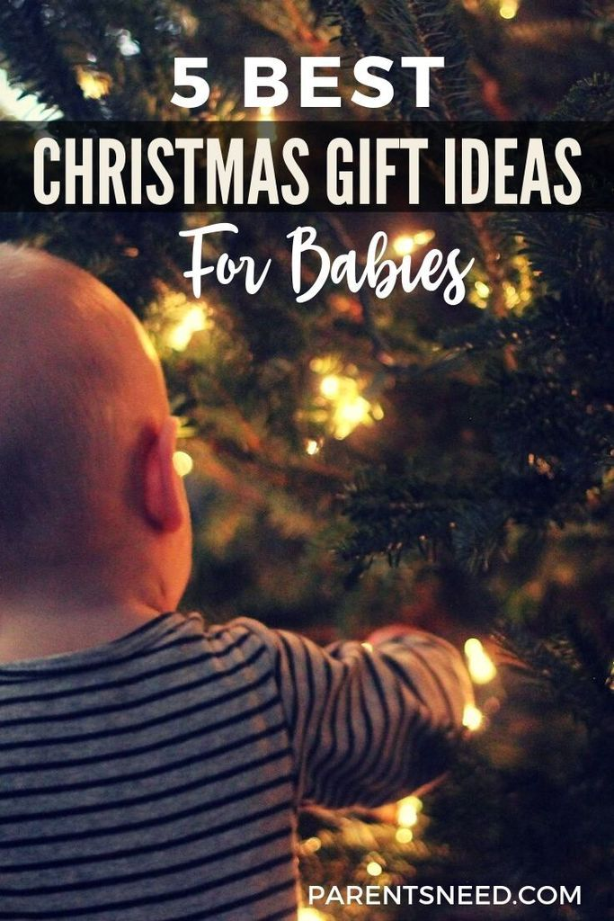Best Christmas Gifts For Infants 2020 What's a good gift for your baby's first Christmas? Check out our