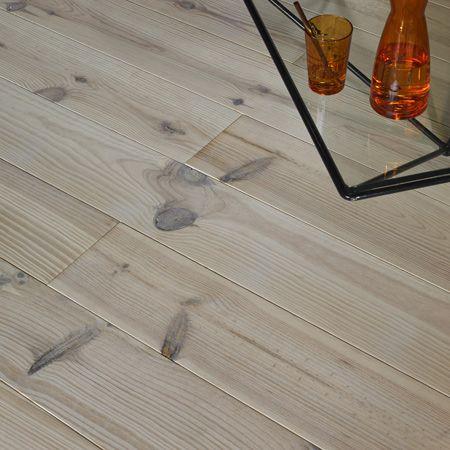 grenen vloer whitewash