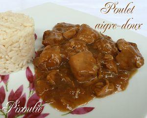 Rosh hachana poulet au soja et miel