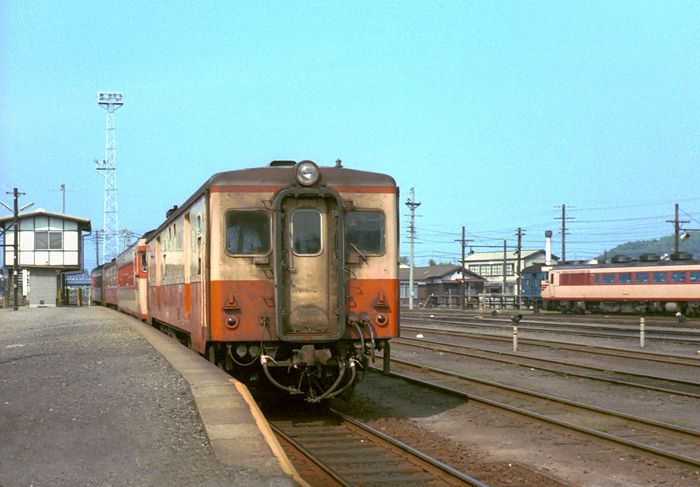 1976.8.20 山陰本線米子