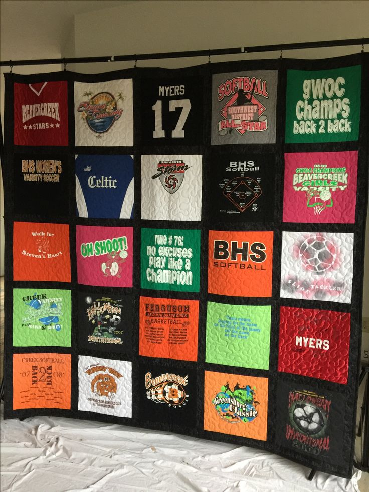 442 best The T Shirt Quilt Company images on Pinterest | Shirt ... : t shirt quilt company - Adamdwight.com