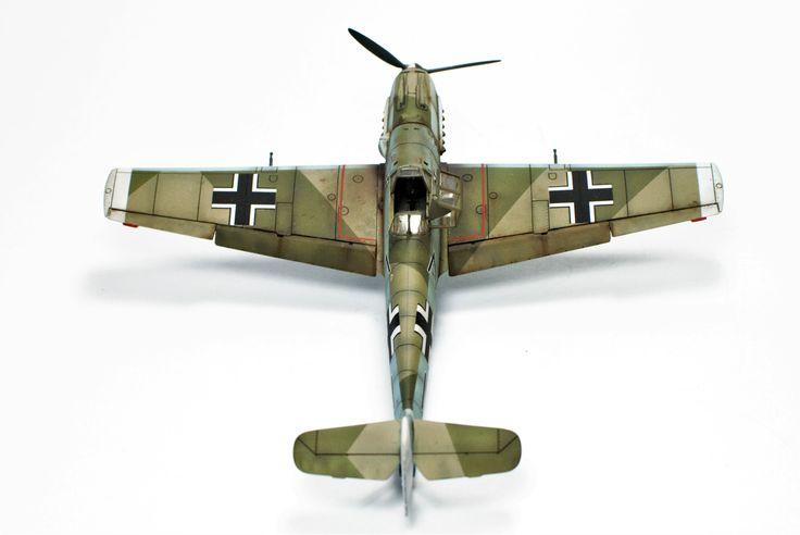BF 109E$, Airfix 1:72