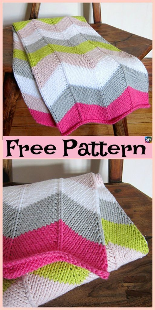 10 Easiest Knit Baby Blanket Free Patterns Baby S Blankets
