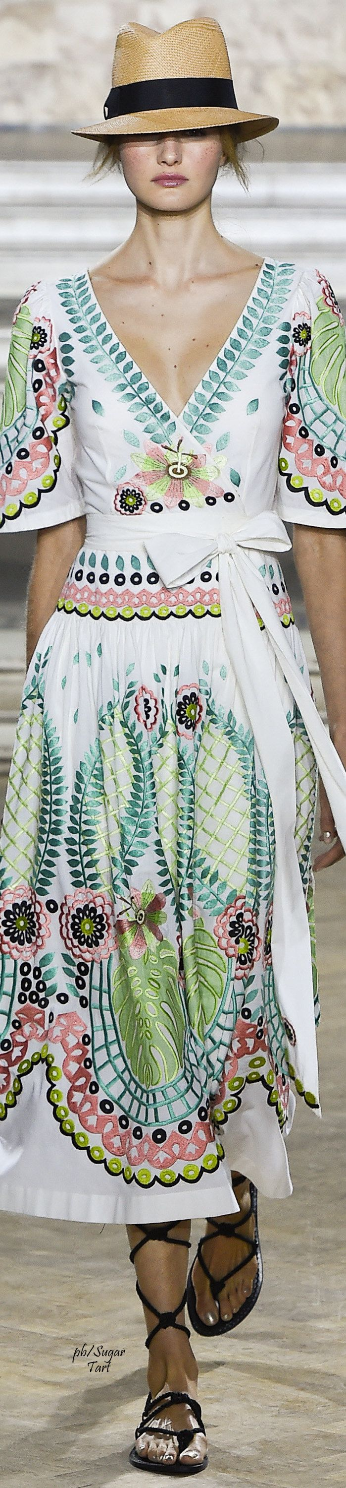 Temperley London Spring 2016 RTW