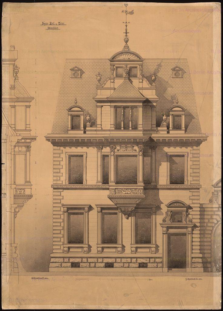 Wohnhaus Zell, Trier | Raschdorff, Julius