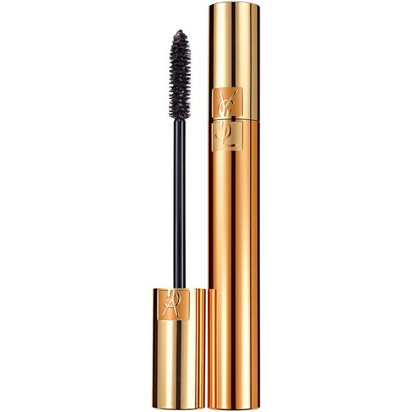 YSL False Lash Effect Mascara | Lengthening | YSL Beauty UK (1,625 DOP) ❤ liked on Polyvore featuring beauty products, makeup, eye makeup, mascara, yves saint laurent, lengthening mascara and yves saint laurent mascara
