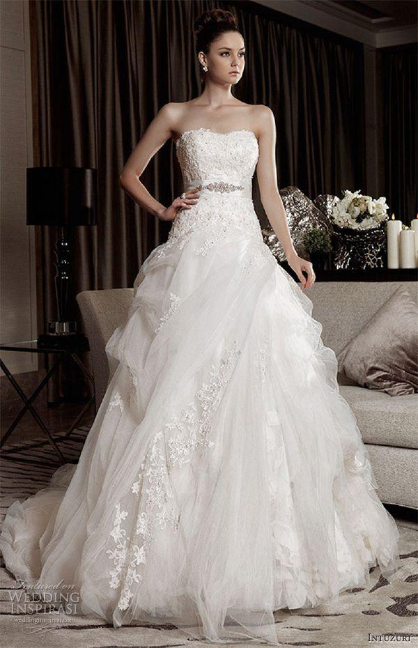 wedding dresses intuzuri alana ball gown bridalWedding Dressses, Ball Gowns, Organza Wedding Dresses, 2013 Bridal, Bridal Gowns, Dresses 2013, Dresses Intuzuri, Intuzuri 2013, Intuzuri Alana