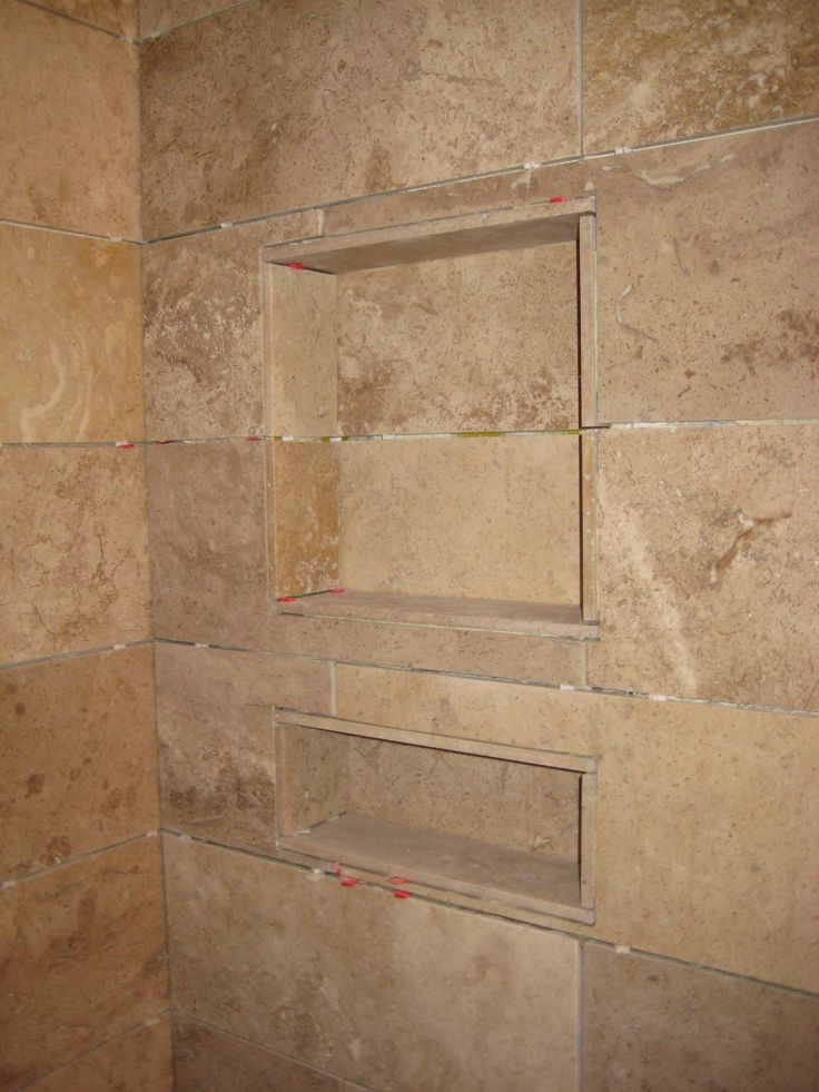 Niche Without Outside Frame House Bath Ideas Decor Pinterest The O 39 Jays The Back And