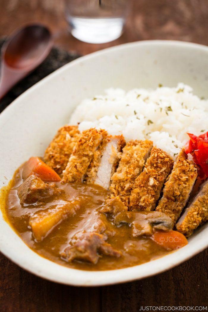 Katsu Curry   Easy Japanese Recipes at JustOneCookbook.com