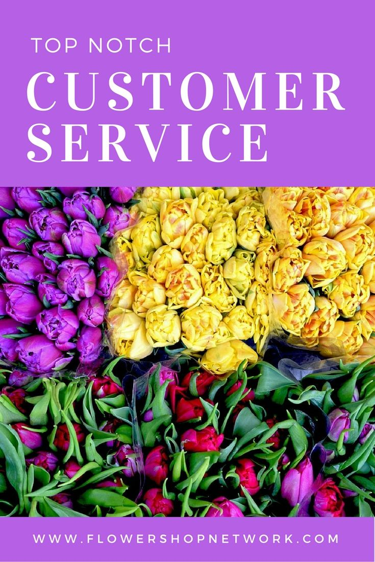 42 best real local florists images on pinterest flower learn how to provide top notch customer service in your flower shop customerservice izmirmasajfo Choice Image