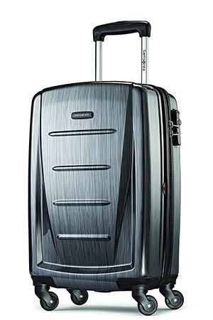 "Take a look at our comprehensive review of the #samsonite 20"" carry on spinner."