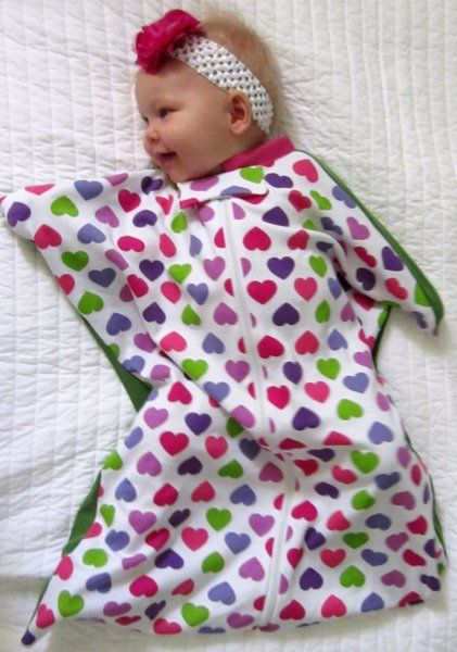 The Flying Squirrel Sleep Miracle From Zipadeezip Baby