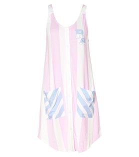 Peter Alexander - Button Thru Vest Nightie