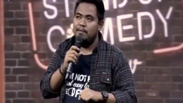 Stand Up Comedy Show  Rigen, Orang Indonesia Gampang Nge-Down Kalo Diter...