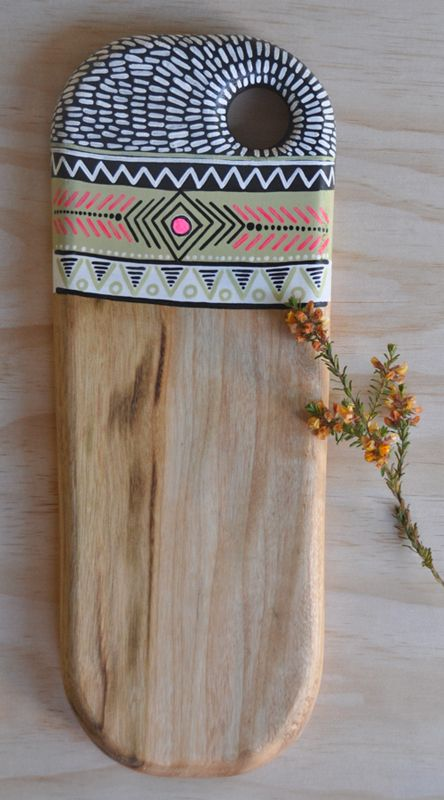 Image of Jungle Wanders | handcrafted campha cheeseboard