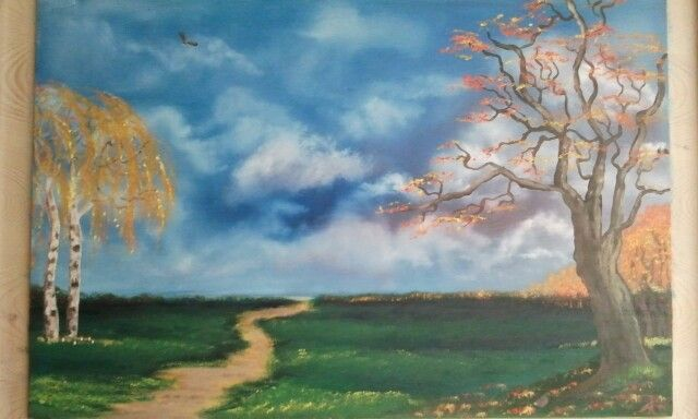 Autumn made by Tirza Atsma-Hoornstra (sold)