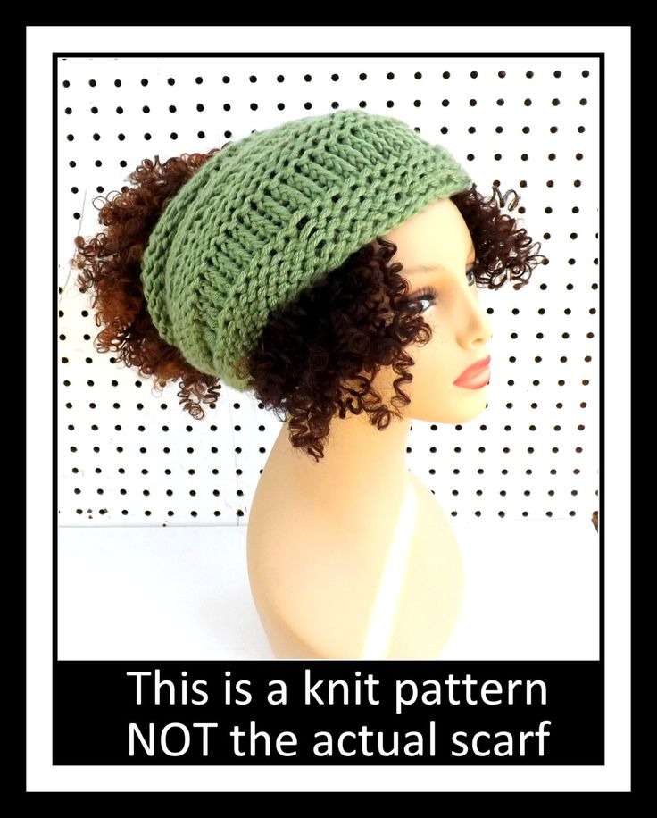 Knitting Pattern For Head Scarf : Knit Infinity Scarf Pattern, Knit Pattern, Infinity Scarf, Head Scarf Pattern...