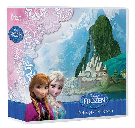 Frozen Cricut Cartridge