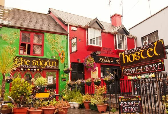 Killarney Pubs | killarney is famous for its beautiful landscapes and pubs