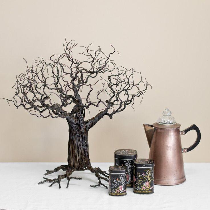 Wire Tree - Baobab