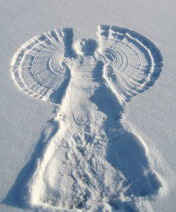 snow angel                                                                                                                                                      More