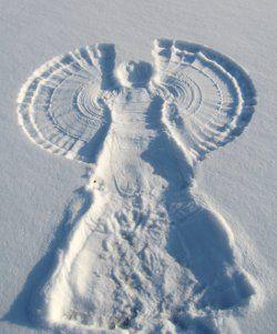 snow angel                                                                                                                                                      More