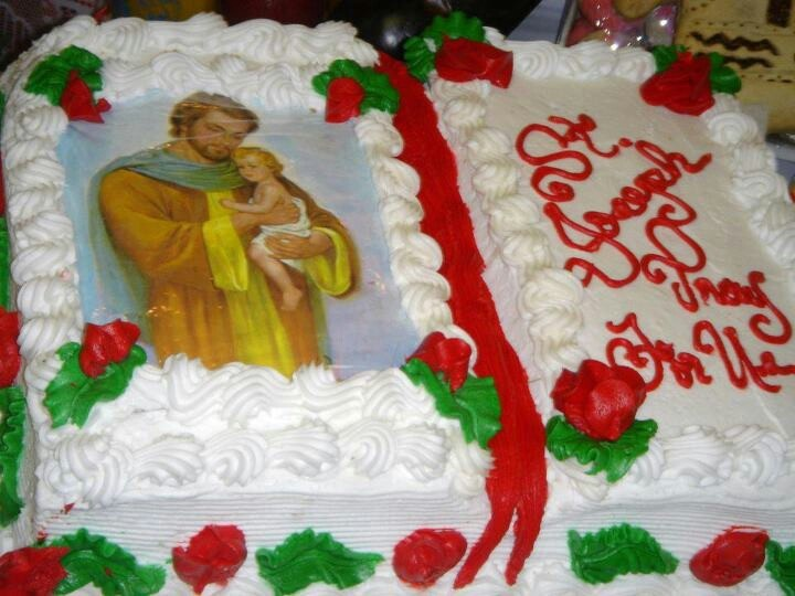 st joseph cake 1000 images about feast of st joseph on 7653