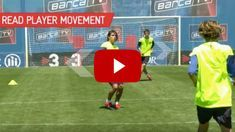 One Touch Soccer Drill FC Barcelona. Top Soccer Coach - the best soccer videos and articles on the web for soccer/football coaches.