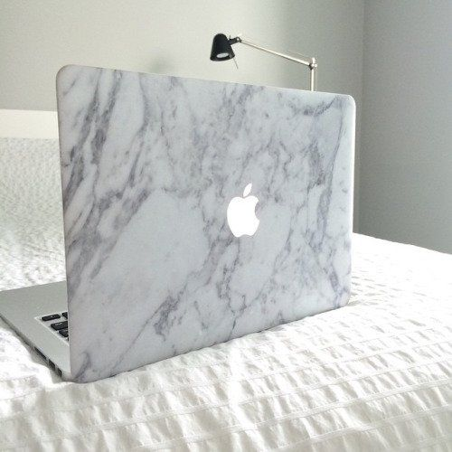 Marble Macbook Cover - $15