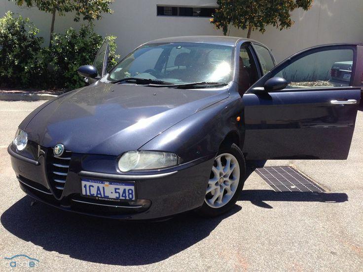 2005 Alfa Romeo 147 Twin Spark MY2005