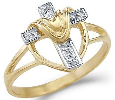 317 best Jewelry Rings For Women 14K Gold images on Pinterest