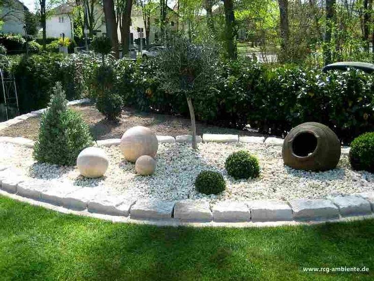86 best Schöner Steingarten images on Pinterest Landscaping - Steingarten Mit Springbrunnen
